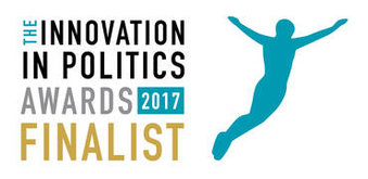 Finalist Innovations in Politics Award 2017