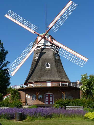 Windmühle Bederkesa